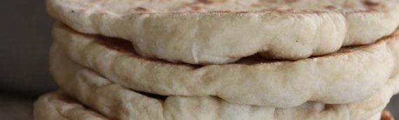Skillet Pita Bread