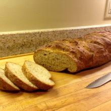 Multigrain Cottage Cheese Bread