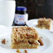Gluten Free Crumb Coffee Cake