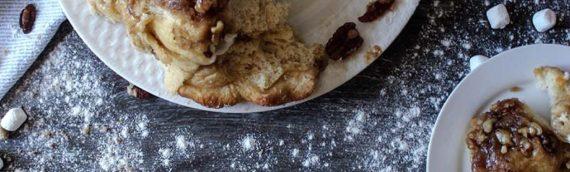 Roasted Sweet Potato Monkey Bread