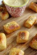 Gluten Free Pretzel Bites