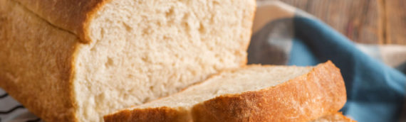 Homemade Fluffy White Bread