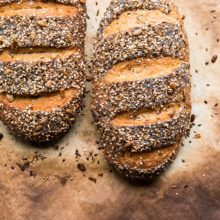 The New Healthy Bread in Five Minutes a Day - Master Recipe