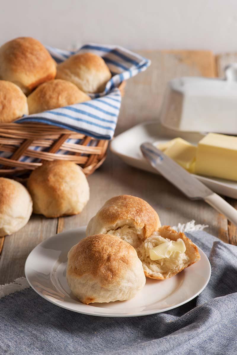 Quick Buttermilk Yeast Rolls Recipe Red Star Yeast