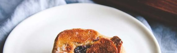 Fruit and Nut Muesli Bread Rounds