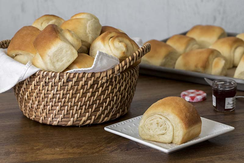 Lion house rolls red star yeast lion house rolls lion house rolls are a popular dinner roll for a reason forumfinder Choice Image
