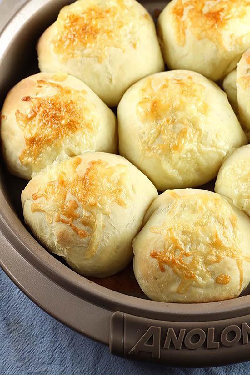 white cheddar potato rolls recipe red star yeast