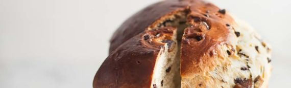 Chocolate Chestnut Bread