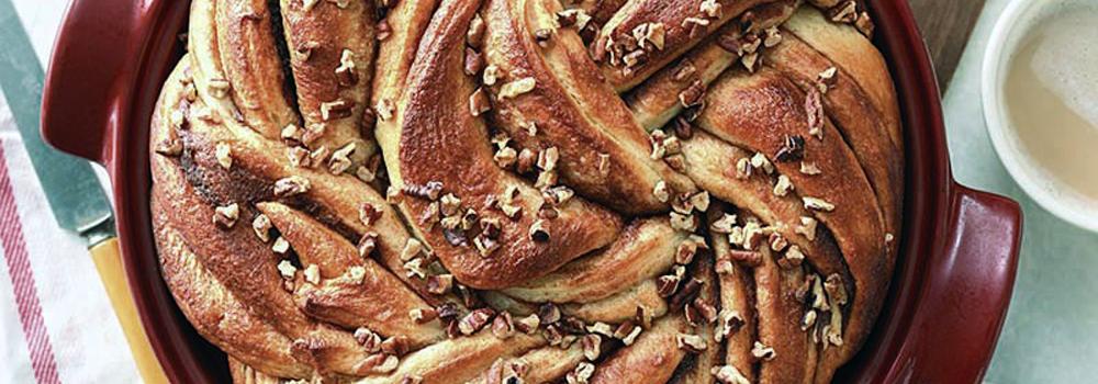 Cinnamon Bun Loaf
