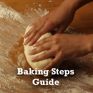 Baking Steps Guide