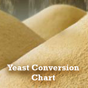 Yeast Conversion Chart