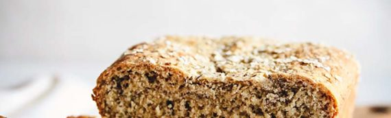 Whole Wheat Honey Oat Flax Bread
