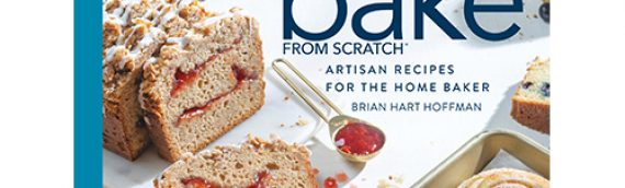Bake From Scratch Cookbook and Platinum Yeast Giveaway June 2020