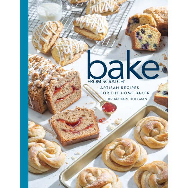 Bake From Scratch Volume 4 Cookbook Giveaway at redstaryeast.com.